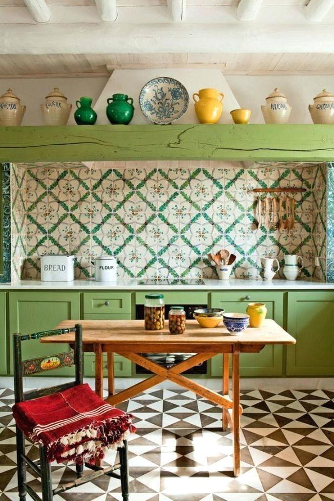 Какие бывают стили кухни: фото, описание и особенности - 79