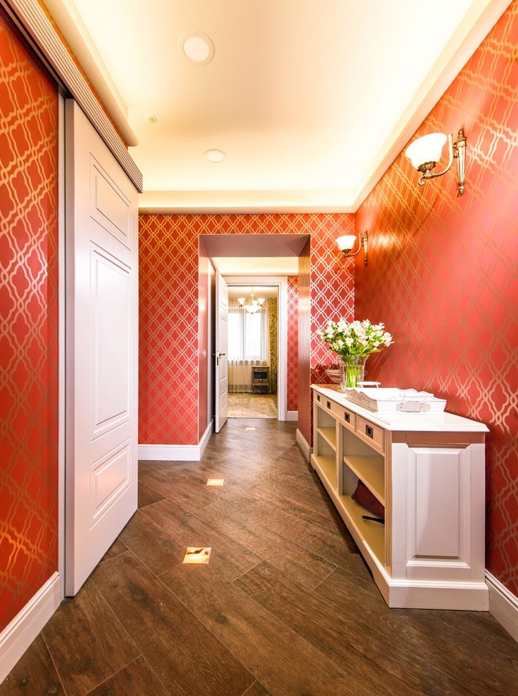 судно коридор красный фото портной