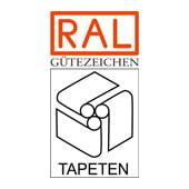 маркировка RAL (Gütegemeinschaft Tapete e.V.)