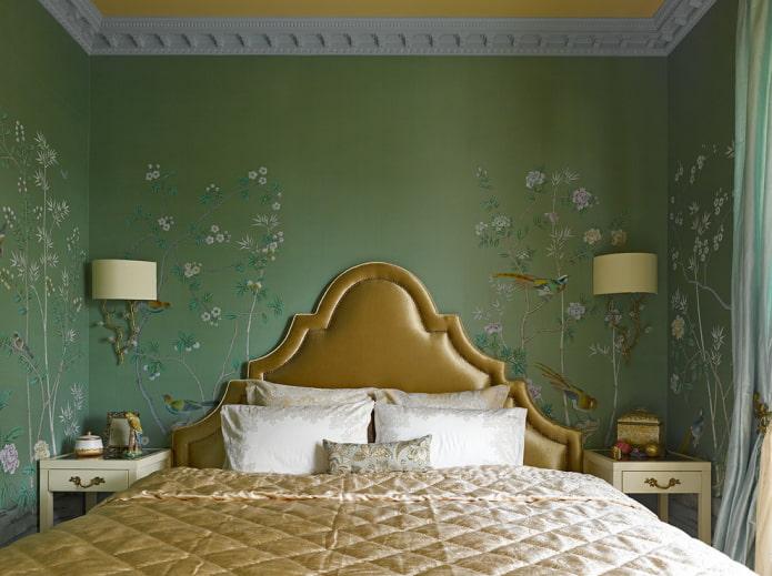 Текстильные обои для стен: 70 фото, лучшие идеи дизайна тканевых обоев
