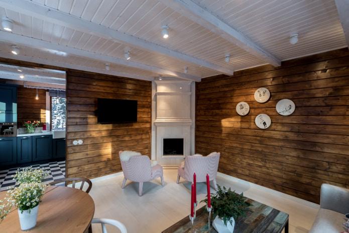 Оформление потолка в белый цвет: современные идеи, 80 лучших фото в интерьере