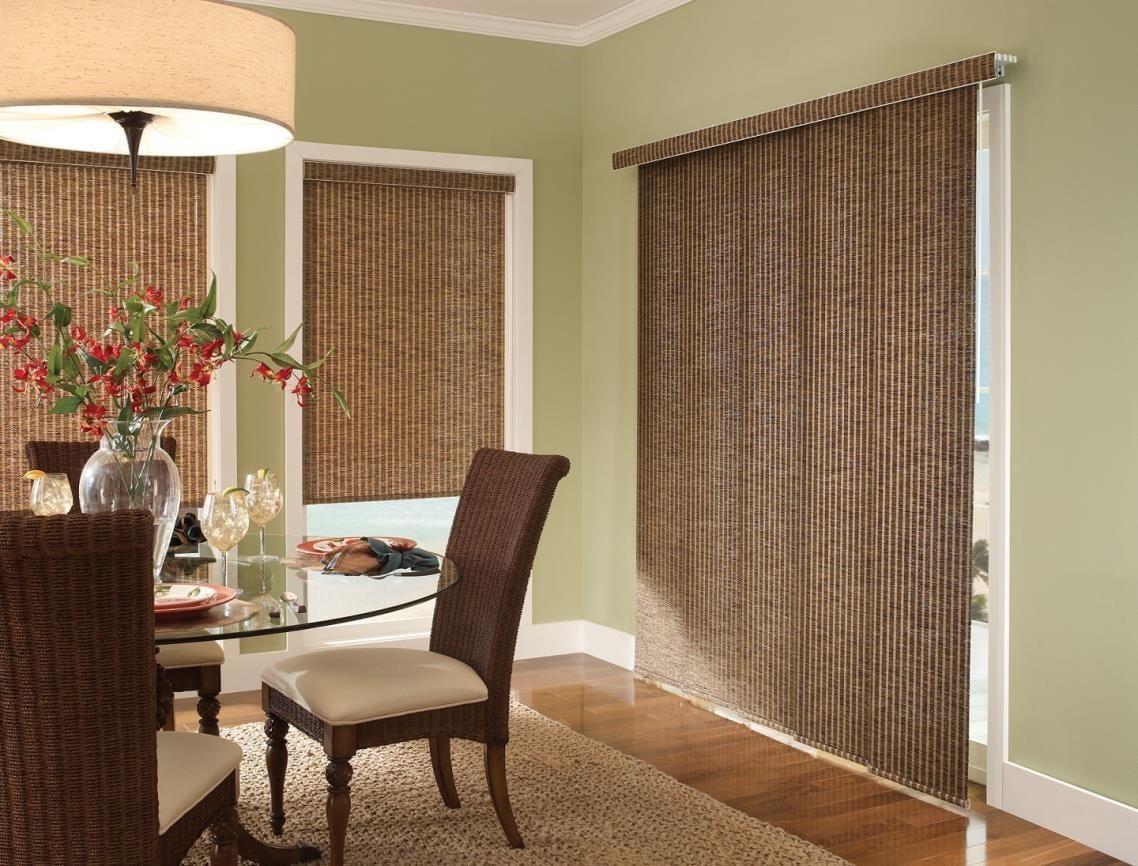 подборка японские шторы из бамбука пластика фото ним сложно