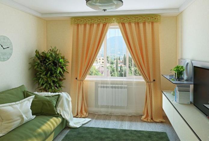 Ажурные ламбрекены в интерьере: 70 фото, лучшие идеи оформления окна