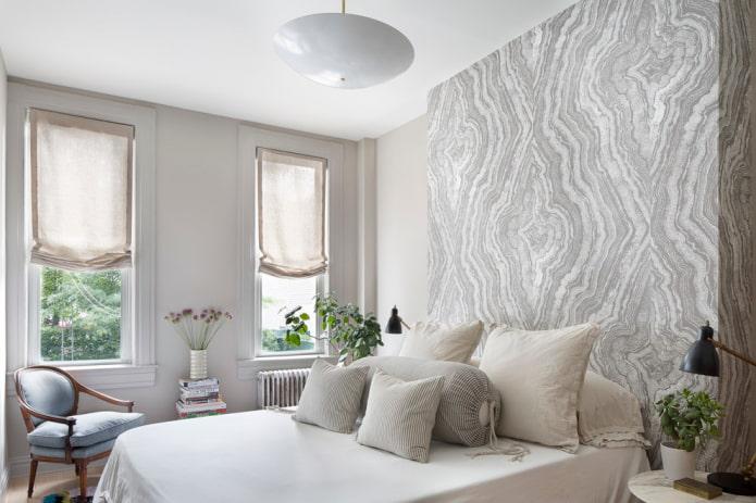 Льняные шторы в интерьере: 80 фото, избранные идеи оформления