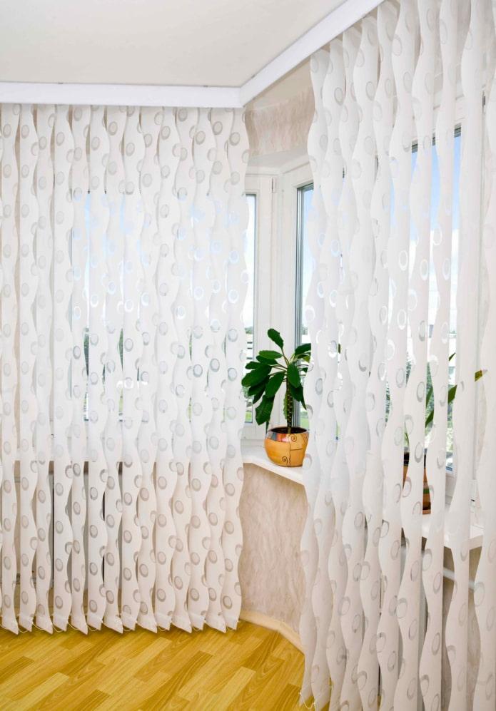 Вертикальные жалюзи: 80 фото примеров в интерьере, современные идеи оформления