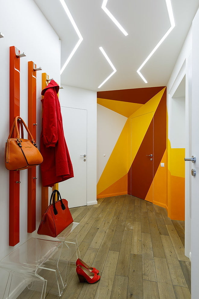Парящий натяжной потолок: 60 фото, идеи с подсветкой по периметру, линиями