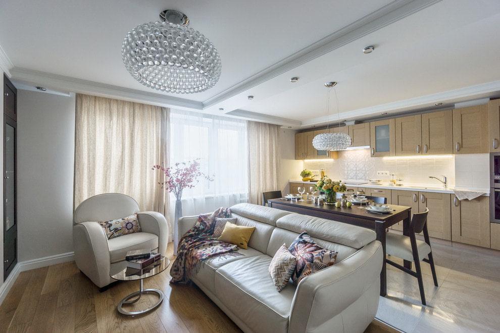 Дизайн потолков из гипсокартона фото для гостиной с камином | 660x990