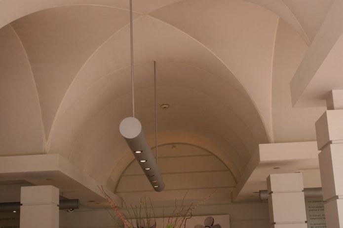 арочные конструкции из гипсокартона