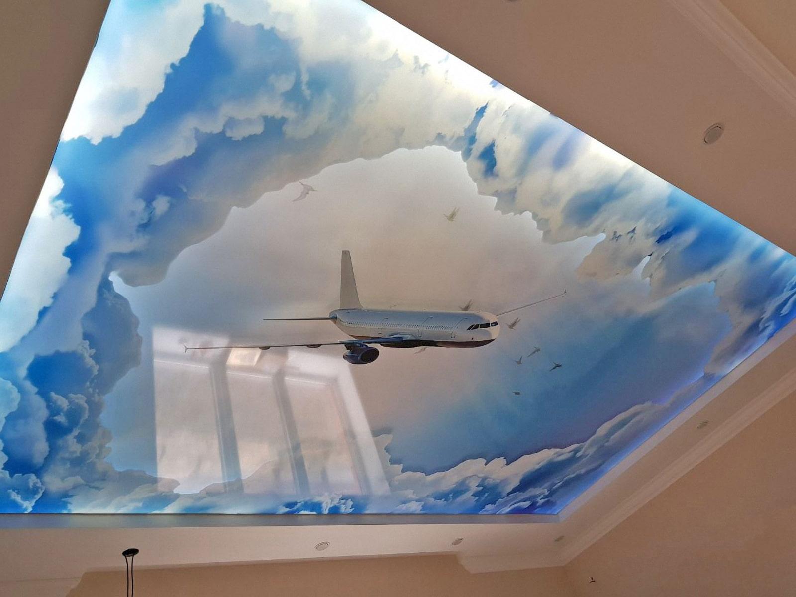 картинки самолет зд аквариум день рождения твой