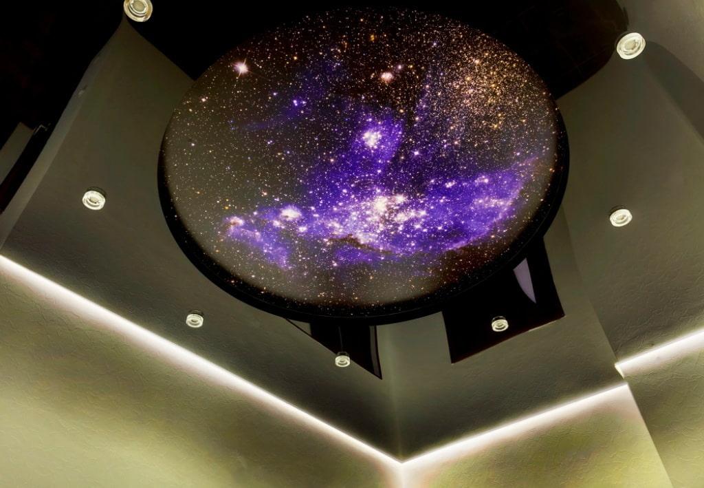 Звездный потолок картинки фото