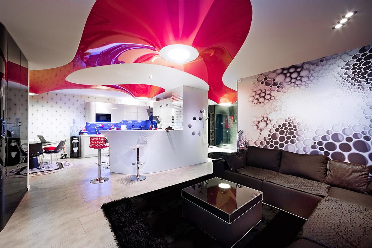 Фасадные потолки фото дизайн полейте