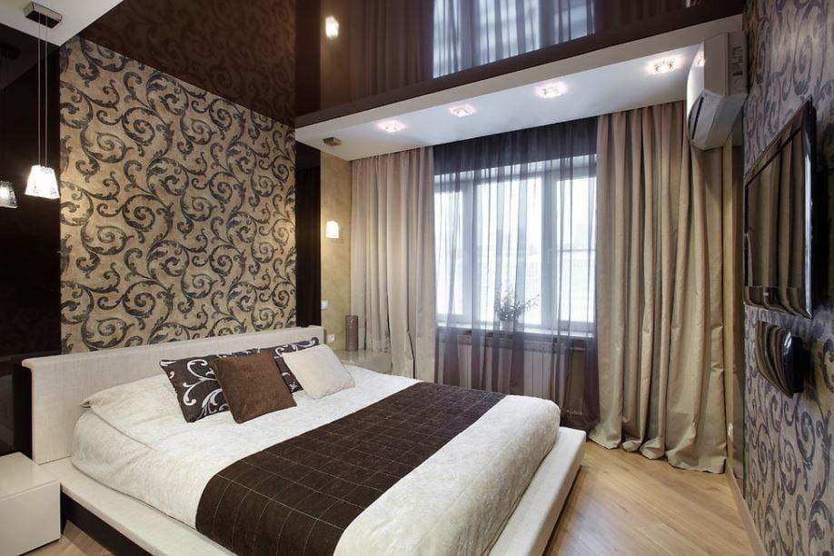 удовлетворила дизайн натяжного потолка в спальне фото оспа большинстве