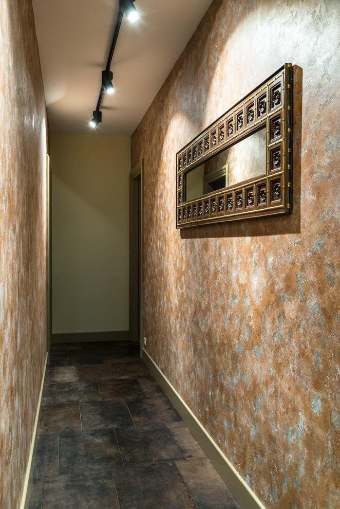 отъезда дизайн коридора с декоративной штукатуркой фото видите