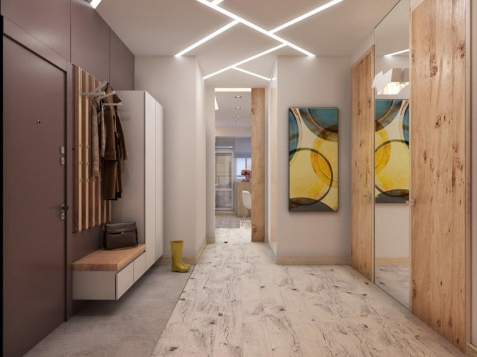 Картины в прихожую: 50 фото на стенах в коридоре, красивые идеи оформления