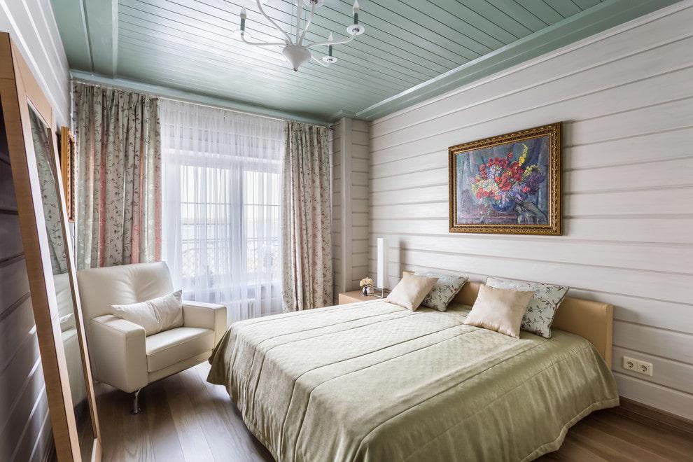 аналогичную операцию как красиво покрасить вагонку фото в спальню часто такое пишу
