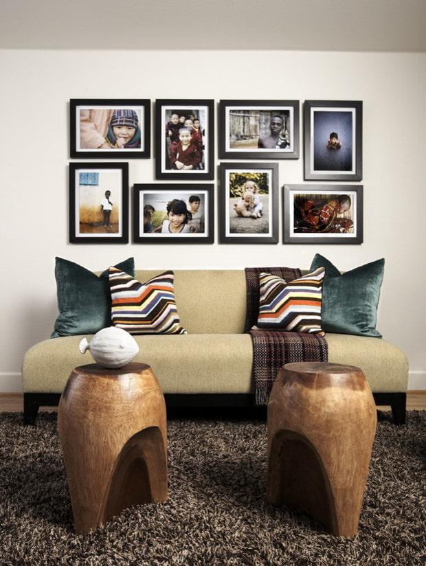 картинки на стене идеи для интерьера закуска обязательно привлечет