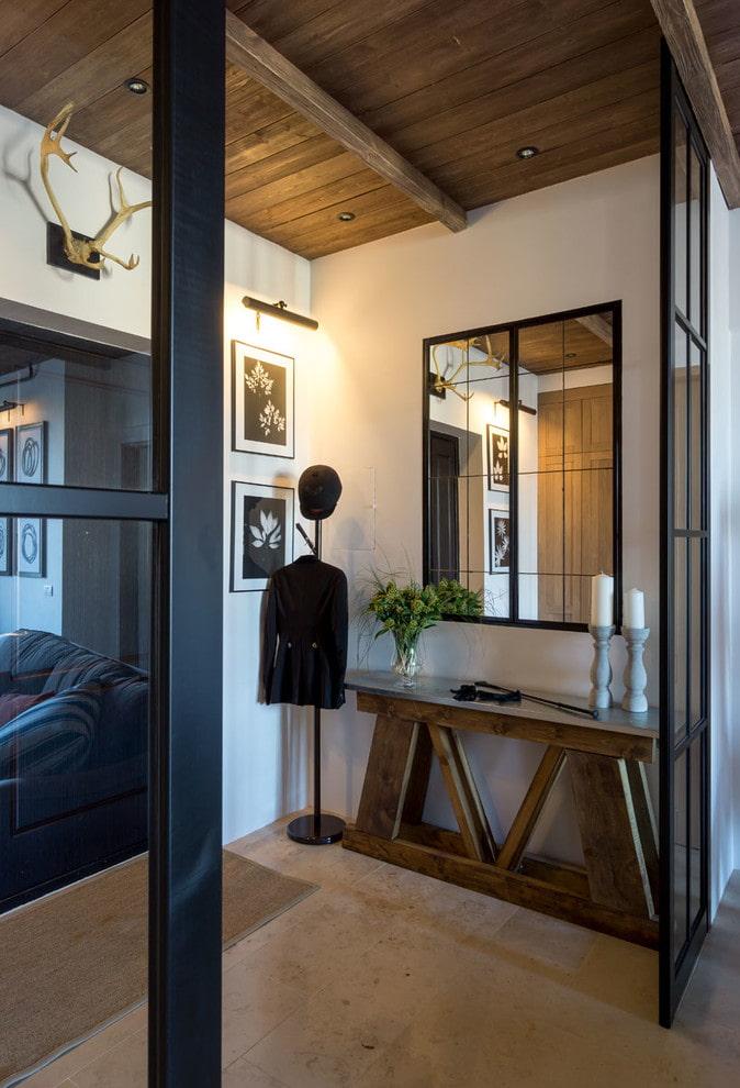 Зеркало в прихожую и коридор: виды, дизайн, выбор места расположения, подсветка, цвет рамы