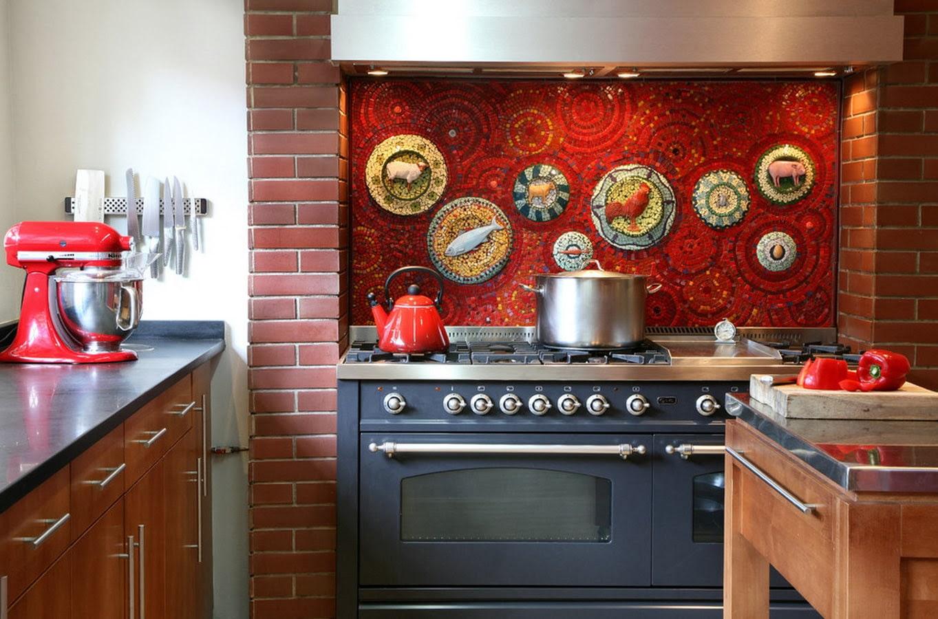 этого заверните панно на стену для кухни фото горячей