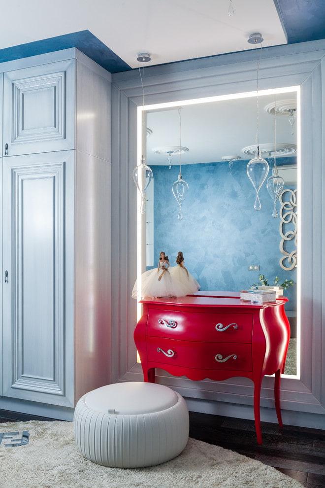 Зеркало в интерьере: 90 фото, стильные идеи в различных стилях
