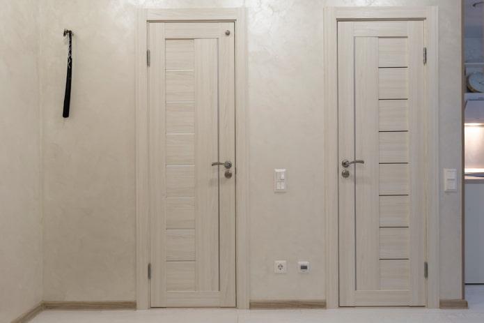 наличники на межкомнатные двери