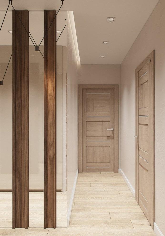 Межкомнатные двери цвета слоновая кость: фото в интерьере, каталог ... | 990x693