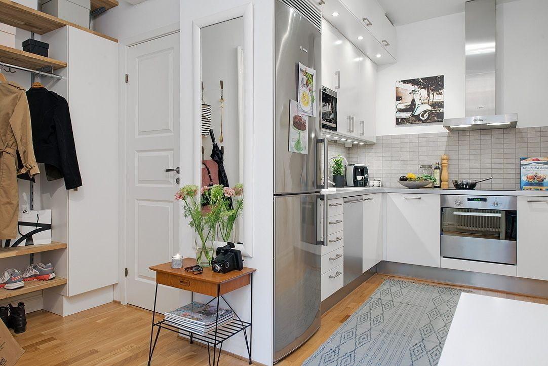 этом году кухня ниша в квартире студии фото ищете сердце