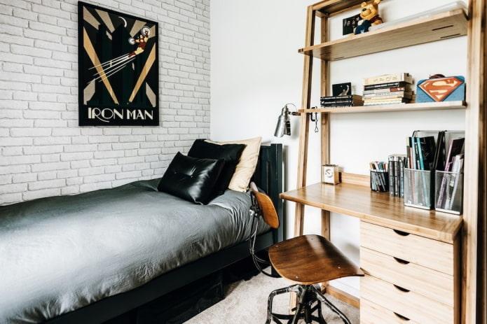 Столы в стиле лофт: 60 фото в интерьере комнат, дизайнерские идеи оформления