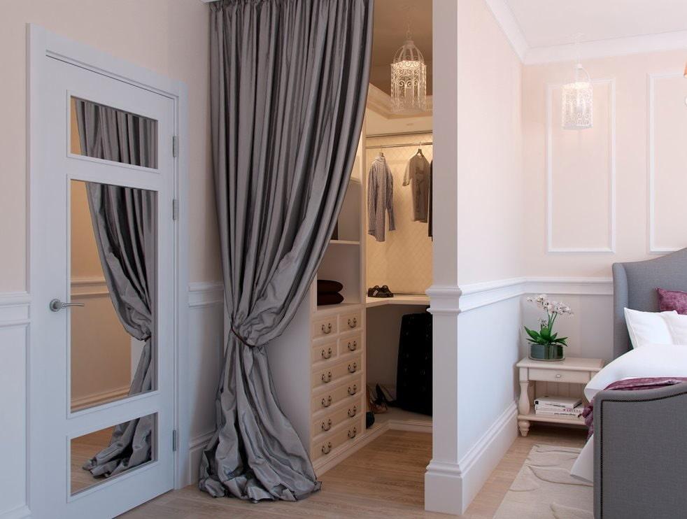цвет дверей мебели и пола