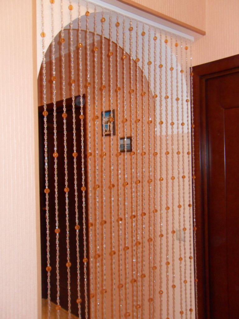 шторы для межкомнатной арки фото дворник
