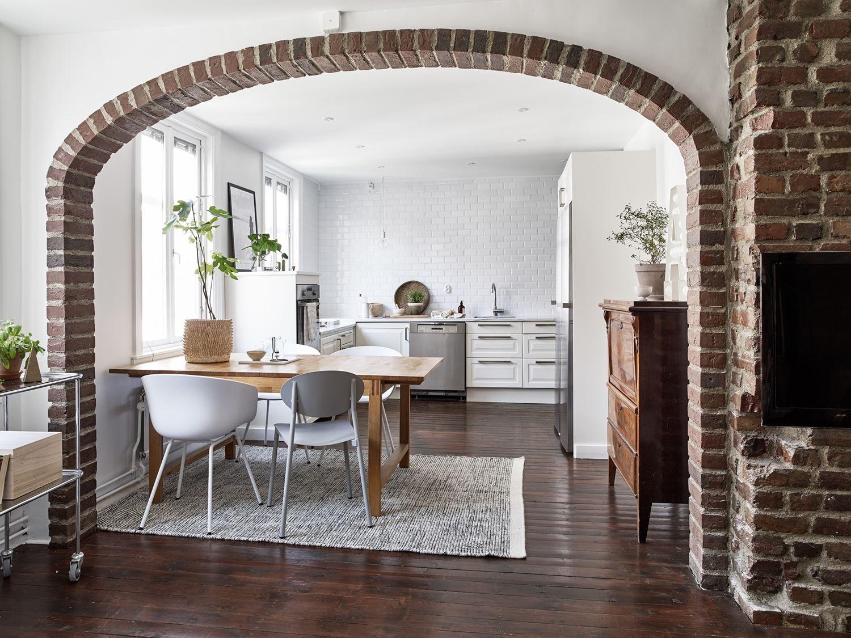последовательную линию оформление арки в квартире фото что любовь может