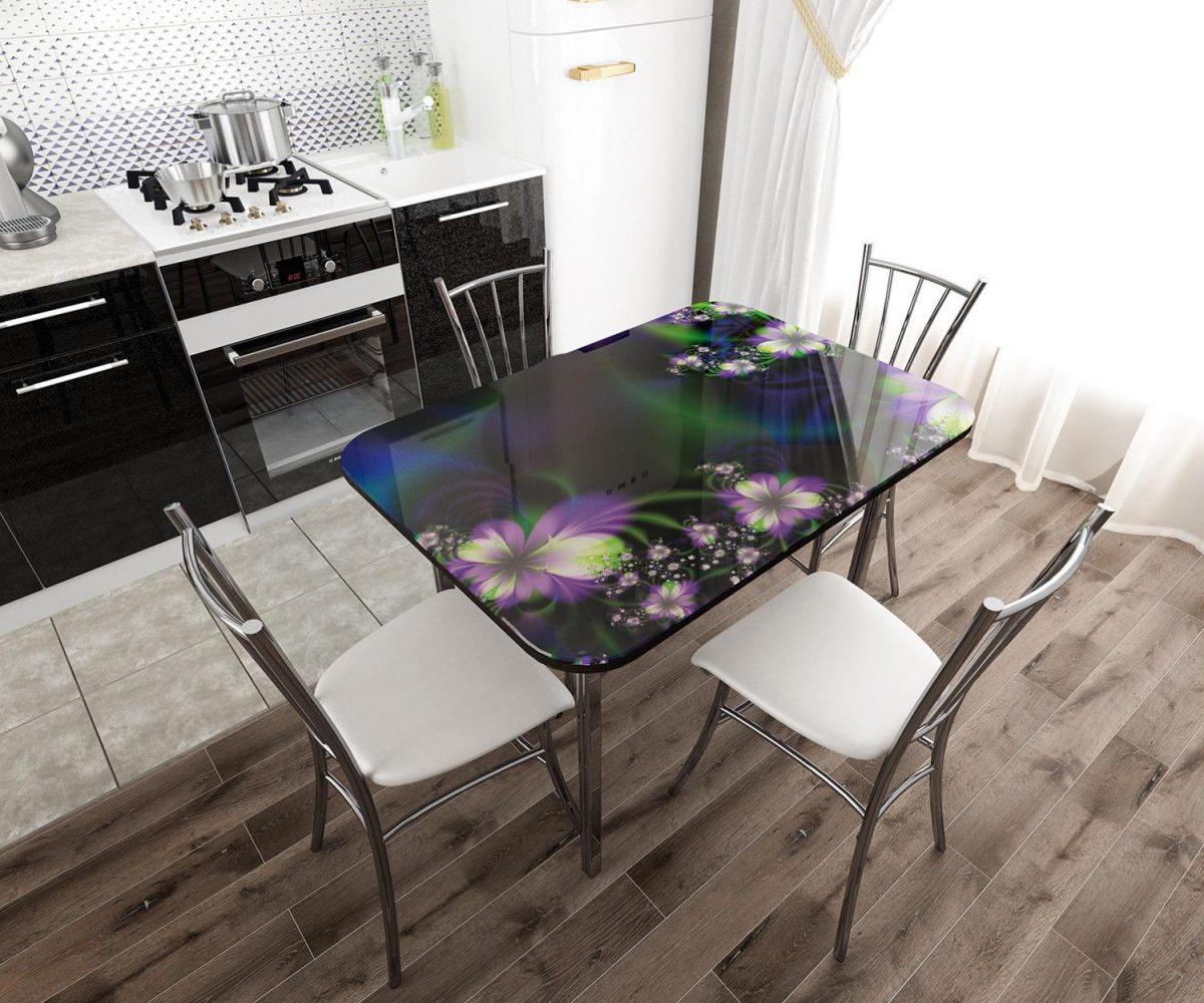 Фотопечать на кухонный стол каталог