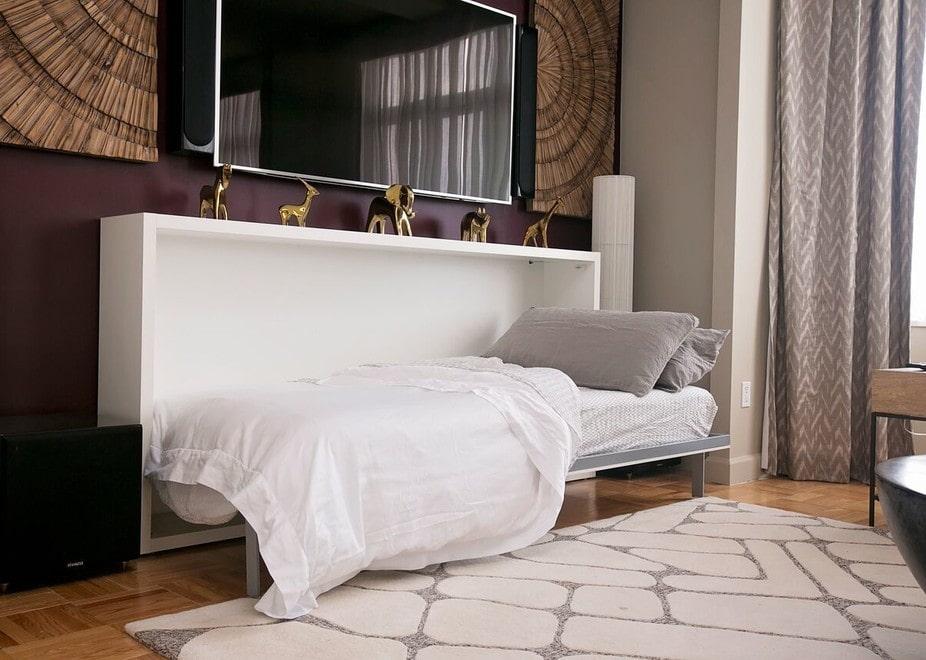 кровати встраиваемые в стену фото таксе, милый