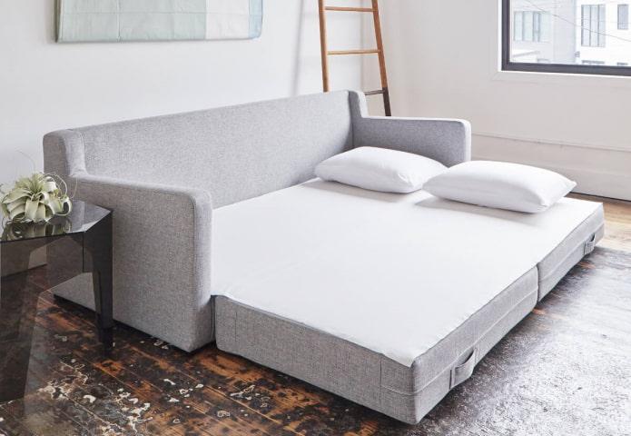 Диван-кровать: 80 фото в интерьере, современные идеи для комфортного сна