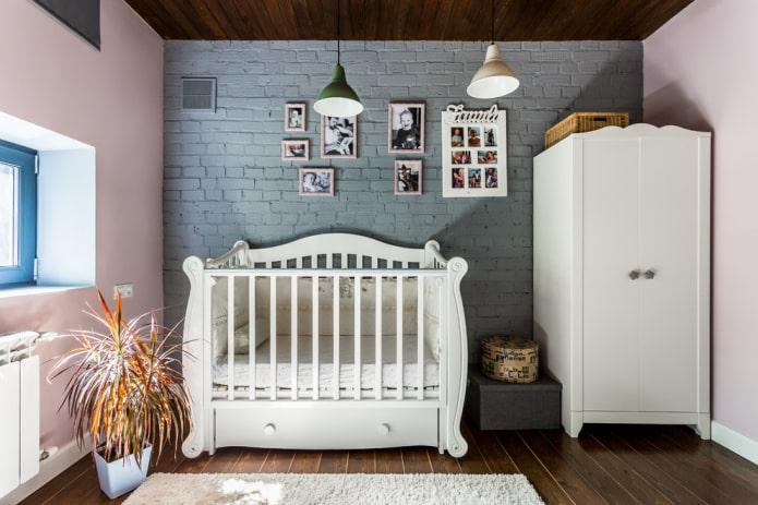 Кроватки для новорожденных: 60 фото в интерьере, идеи для девочек и мальчиков