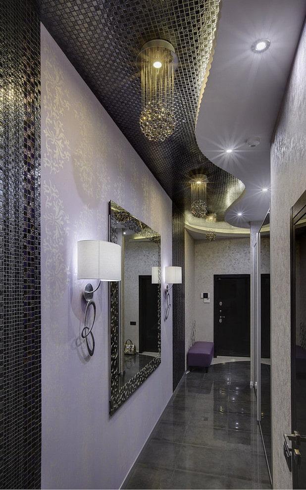 мозаичный потолок