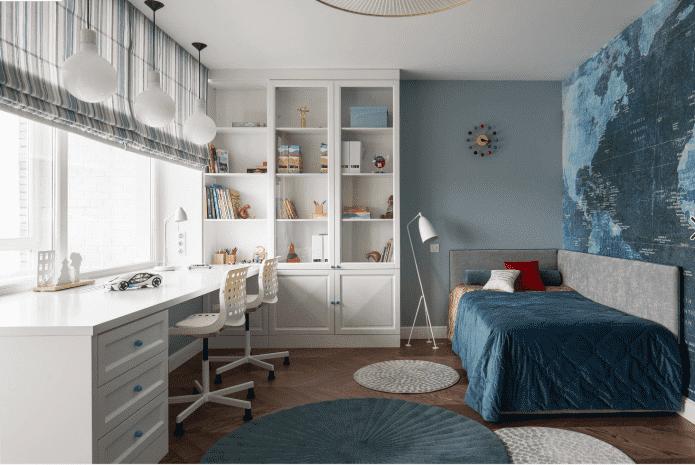 Тахта в интерьере: 60 фото, идеи для детской, кухни, гостиной, балкона, спальни