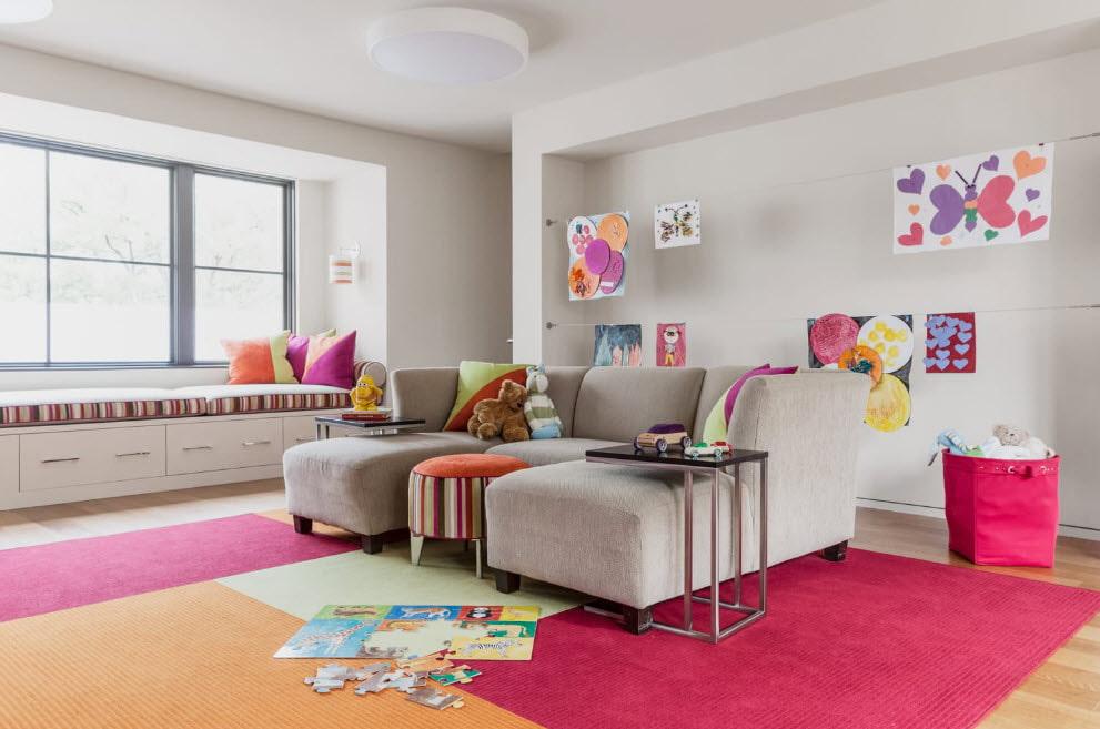 Угловые диваны: 80 фото в интерьере, идеи для гостиной, кухни, детской, балкона