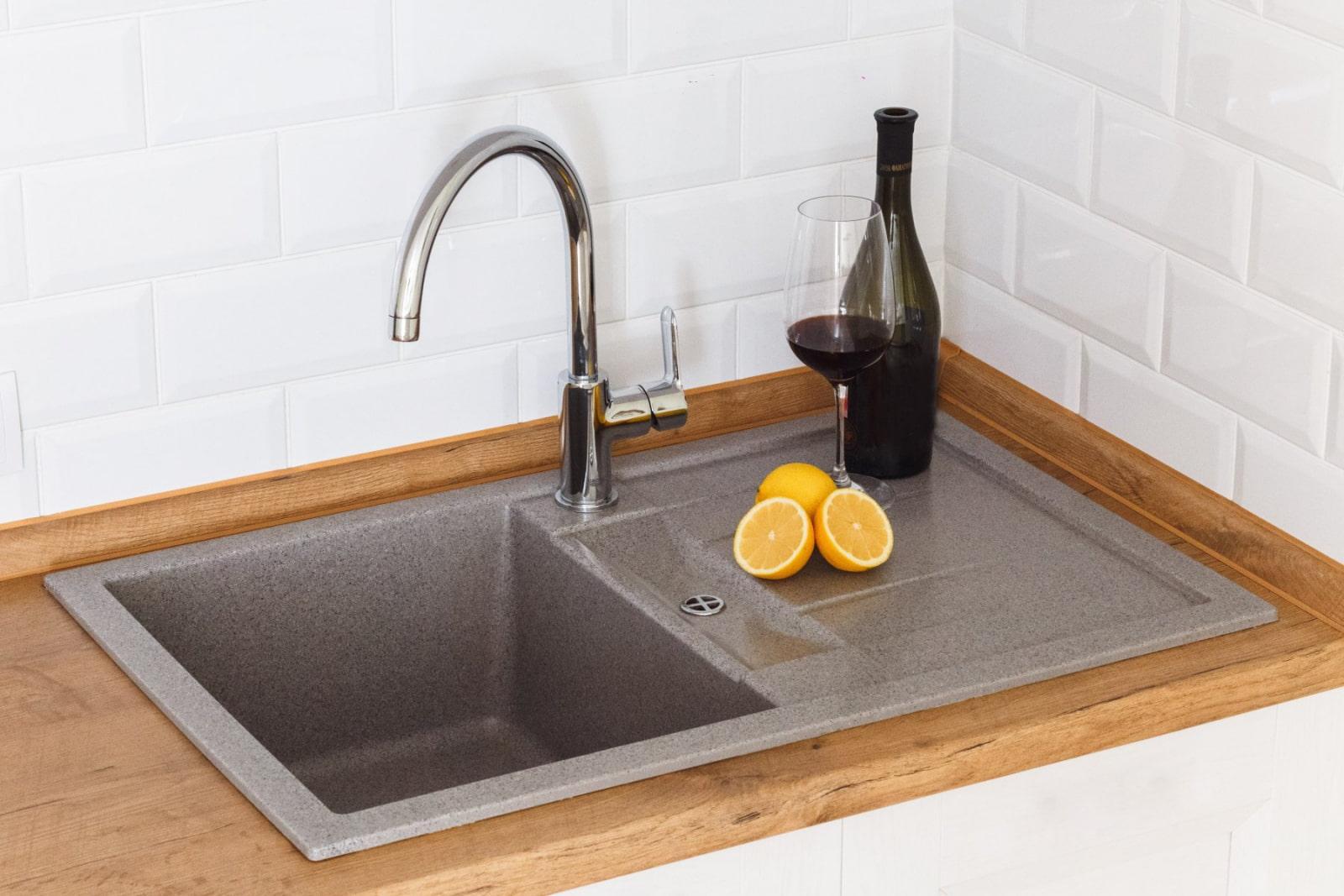мойка на кухню из искусственного камня картинки нижнюю прядь