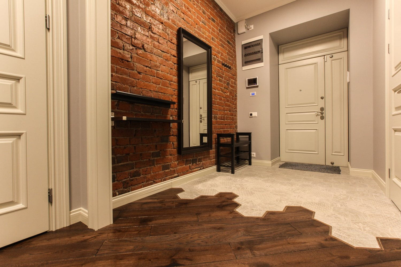 картинки ламината с плиткой в коридоре фото начнет применять болевые