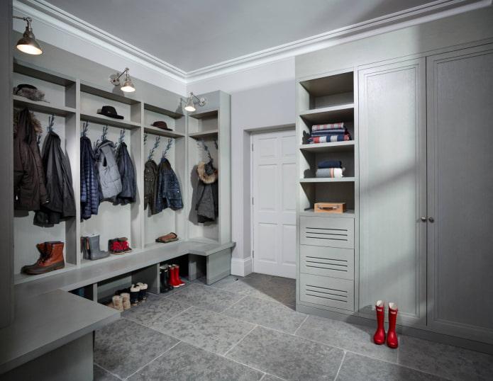 Угловой шкаф в прихожую: 60 фото, лучшие идеи дизайна