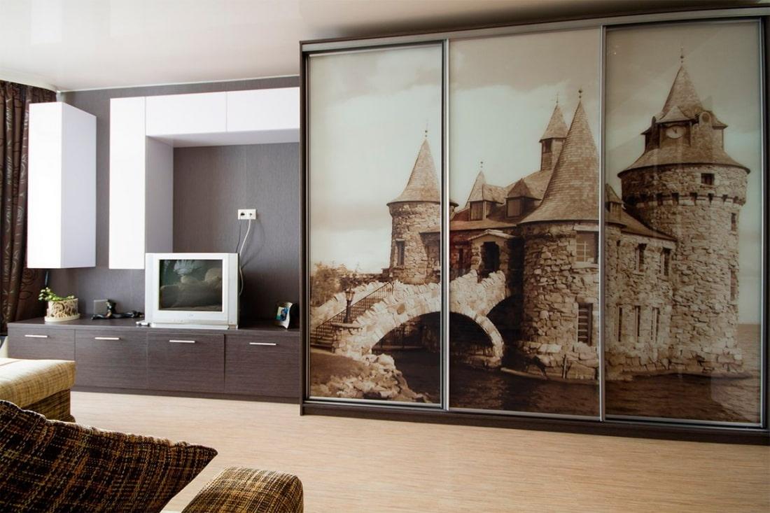 картинки шкаф купе в интерьере гостиной фото сделано заглавное
