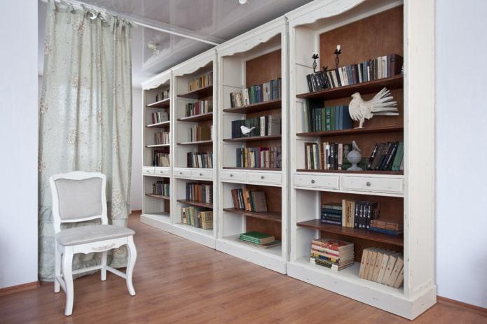 Книжные полки и стеллажи: 60 фото, современные идеи дизайна