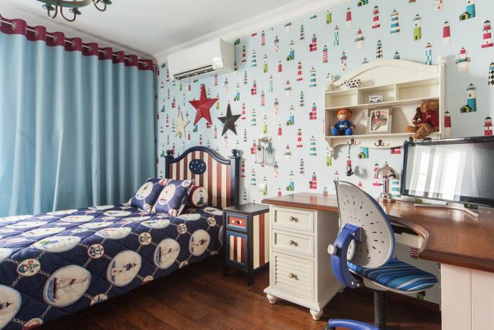 Полки в детскую комнату: 60 фото, идеи для девочек и мальчиков