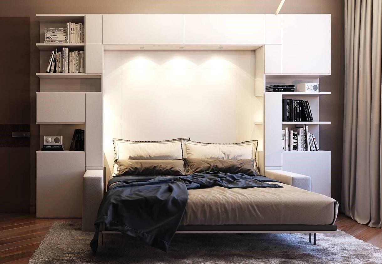 Картинки стенка кровать