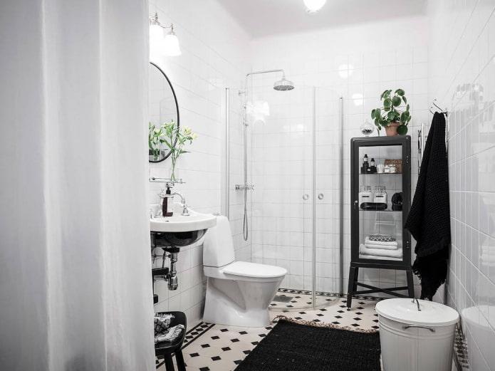 Скандинавкая ванная