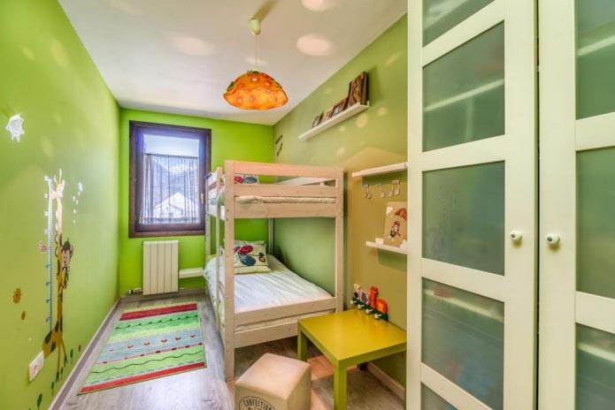 Детская комната для двух мальчиков: 60 фото в интерьере, идеи дизайна