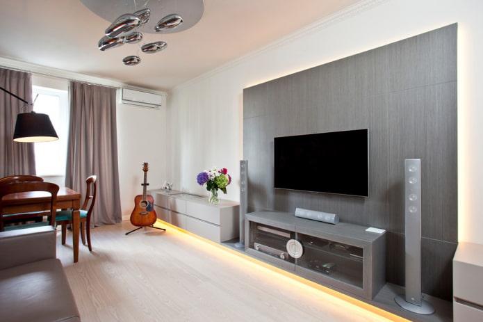 Подсветка мебельного гарнитура