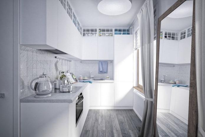 5 примеров дизайна квартиры-студии 34 кв м