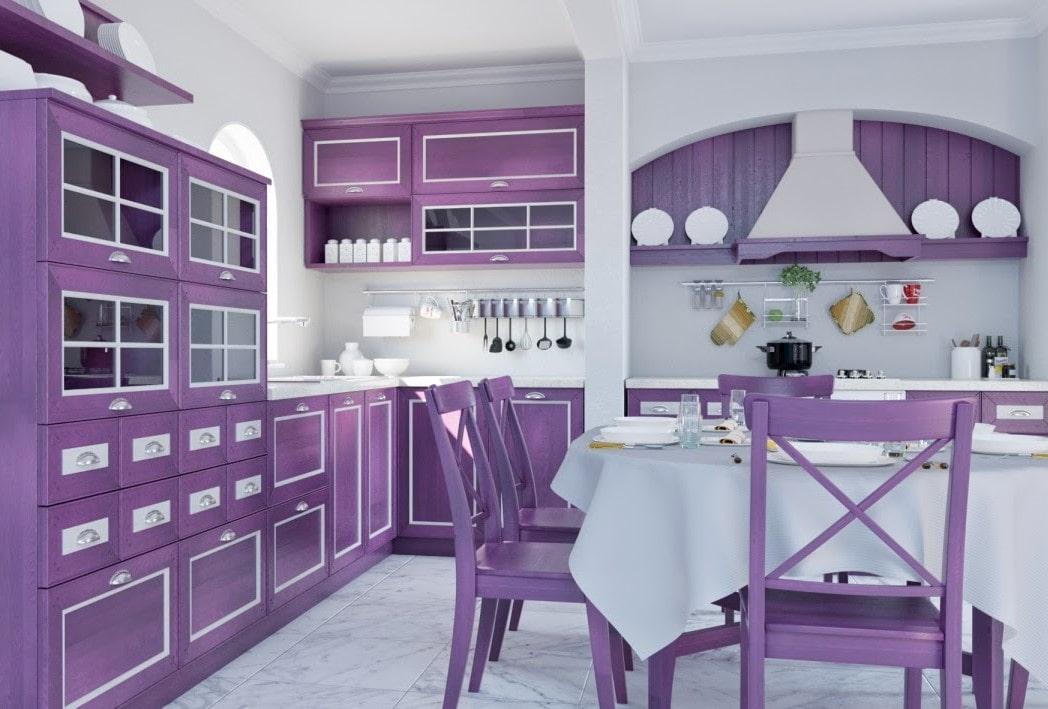 дворце, кухни бело лавандовый цвет фото рисуете прозрачные