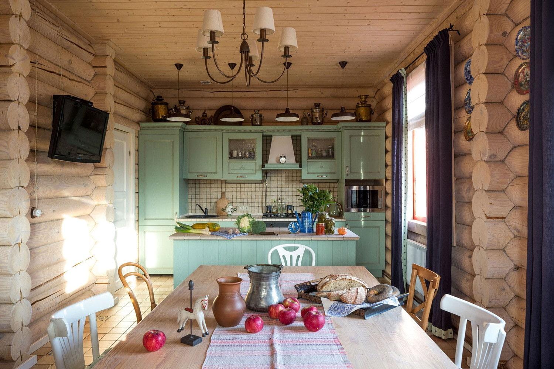 практика уютные кухоньки деревенских домов фото фильмы